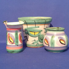 Multi Vintage Original Studio Pottery Vases