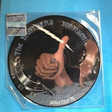 "The Brothers Johnson-Japan Tour'79/Blam 12"" PICTURE DISC-1978 A&M SEALED- RARE"