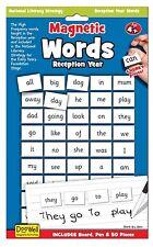 Estrategia de alfabetización nacional palabras y Magnético Board clave etapa 1