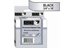 Dymo 18487 Dymo Rhinopro 5000 Metallized Permanent Polyester Tape - Roll