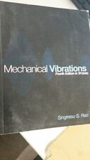 Mechanical Vibrations 4th Revised edition Edition**INTERNATIONAL EDITION**