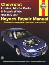 Chevrolet Lumina, Monte Carlo and Front-Wheel Drive Impala Automotive-ExLibrary