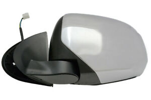 Door/Wing Mirror Chrome Electric L/H For Mitsubishi L200 KL1T 2.4TD 4/2015>ON