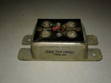 Leslie 3H Echo Control Box For 122 Type Hookup To Console Hammmonds
