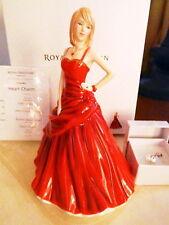 Royal Doulton Pretty Ladies Petite HEART CHARM  Figurine  HN5739 - NEW / BOX!