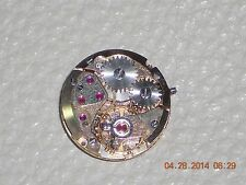WATCH MOVEMENT ETA cal. 2410 BUCHERER 21j, Adj. 4 pos 15mm RUNS #259