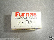 Lot of Two, Furnas 52 BAJ Contact Block , One N.C. NIB