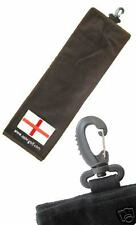 Patriot Trifold Golf Towel - Embroidered England Flag