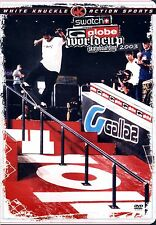 SKATEBOARDING Globe World Cup 2003 (BRAND NEW DVD!)FABRIZIO SANTOS,RICK McCRANK