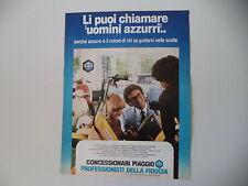 advertising Pubblicità 1981 PIAGGIO VESPA - APE