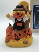 Scarecrow Halloween Decoration House of Lloyd Christmas Around The World #65005