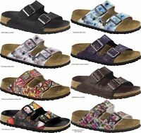 BIRKENSTOCK PAPILLIO ARIZONA WOMEN'S SANDALS FLIP-FLOPS  BUCKLE WOMAN