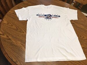 Lehigh Valley Iron Pigs Promotional SGA Youth White T-Shirt, Size XL - NEW