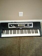 Yamaha Portatone Electronic Keyboard With Adaptor-Free Ship-Vgc