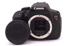 Canon EOS Rebel T5i / eos 700D 18.0 MP Digital SLR Camera - Shutter Count: 553