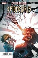 Spider-Girls #2 Marvel Comics 1st Print 2018 Unread NM