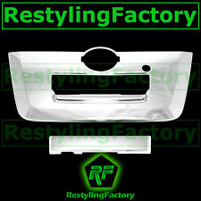 Triple Chrome Tailgate Handle w/Camera Hole Cover 2013 for 13-14 Nissan Frontier