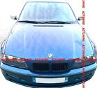 GRILLE CALANDRE NOIR BMW E46 SERIE 3 BERLINE 98-01 PH1 316i 318i 320i 323i 328i