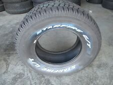2 New 295/50R15 Starfire GT Tires 50 15 2955015 R15 50R White Letters