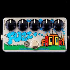 Z.Vex Effects Vexter Fuzz Factory Effects Pedal New
