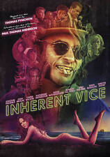 Inherent Vice (DVD, 2015, Includes Digital Copy) NEW!