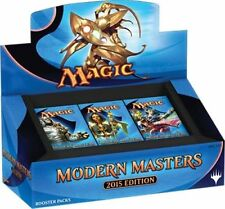 MTG MAGIC  1 BOITE  DE 24 BOOSTERS MODERN MASTER 2  2015 VO EDITION LIMITEE