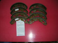 Reliant Kitten Front & Rear Brake Shoes