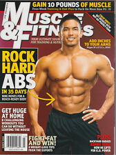 Muscle & Fitness March 2008 - Stan McQuay - Rock Hard Abs