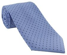 Michelsons of London Mini Spot Extra Long Tie