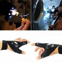 New LED Light Finger Lighting Gloves Auto Repair Outdoors Flashing Artifact Glow