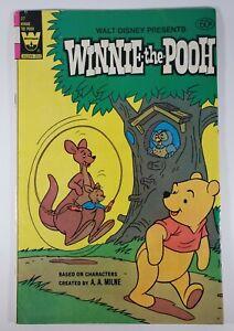 WINNIE THE POOH WHITMAN #27 GREAT CONDITION!! VF/NM ~ Walt Disney WHITMAN 1981