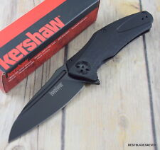 7.5 INCH KERSHAW NATRIX FRAME-LOCK SPRING ASSISTED KNIFE WITH POCKET CLIP