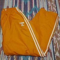 Adidas Tennessee Vols Track Pants Adult XL Orange Joggers Football NCAA Mens