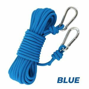 5/10M Polyester Rope for Camping Heavy Duty Punch Free Clothesline Indoor New