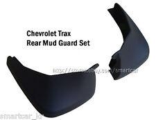 2013 2014 2015 Chevrolet Trax / Tracker / Holden Trax OEM Rear Mud Guard Set