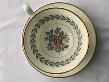 Wedgewood fine bone China tea cup and saucer