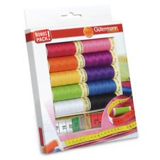 Gutermann Sew-All 100m Thread Set with Measuring Tape [734581]