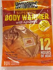 Hothands Adhesive Body Warmer 8 Pack