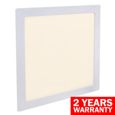24W LED SQUARE Recessed Ceiling Flat Panel Down Light Warm White 300 x 300