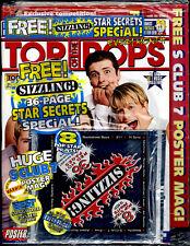 TOP OF THE POPS 1999 BACK STREET BOYS S CLUB 7 BRYAN WESTLIFE BRITNEY BOYZONE
