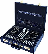 STEINBERG Premium Gift Box Set -72 PCS Stainless Steel Cutlery Set in Brief case