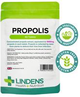 Propolis 1000 MG 60 Tabletten Schützt Bienenstöcke Von Bakteriell Infektionen