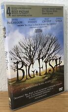 Big Fish (Dvd, 2004) Region 1 ~ Disc & Cover Art Are Flawless ~ See Pics