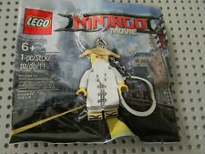 Lego Ninjago- Master Wu Keychain - Keyring   - New in Package