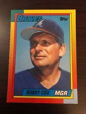 1990 Topps Traded Bobby Cox Atlanta Braves 23T