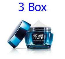 3X Noble White Total Brightening 50g. Anti-Aging Wrinkle Scar Dark Spot Cream