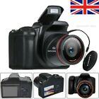 Digital Camera Vlogging Video Camera SLR Camera 2.4 Inch 16x Zoom 1080P Ultra HD <br/> ✅Sold 1000+ ✅UK Stock✅Free Shipping ✅Hot Christmas Gift