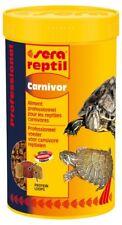Sera Reptil Professional Carnivor Cibo per Rettili carnivori 330 G (e5i)