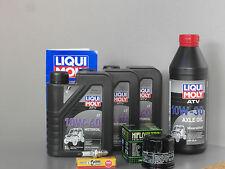 KAWASAKI KVF 360 4x4 MANTENIMIENTO SERVICIO Y SM Kit Filtro de aceite bujía