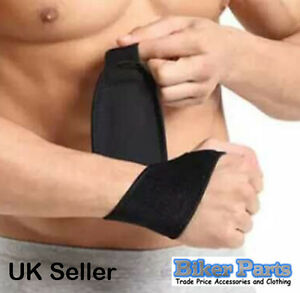 Qaulity Wrist Brace Support Hand Splint Arthritis Pain Sprain RSI Carpal Tunnel
